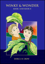 Winky and Wonder book cover, image