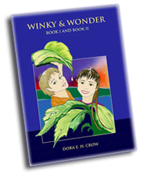 Image of Winky and Wonder book cover.